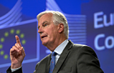 EU's Barnier says 'yes', Irish border issue could sink Brexit deal