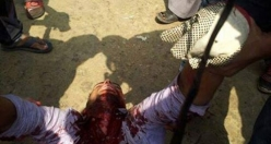 Egyptian security forces open fire on protesters