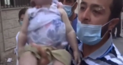 Poisonous gas attack in Syria