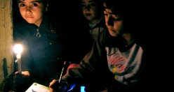 Electricity crisis in Gaza