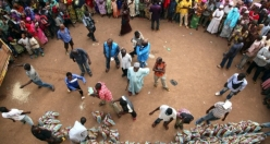 Bangui mosque becomes safe haven for Muslims