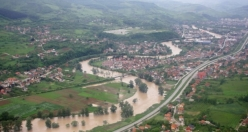 Bosnia floods in pictures
