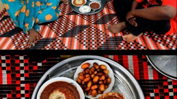 Ramadan Iftar pictures from around the World