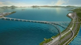 World's longest bridge has been opened