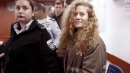 Ahed Tamimi stands strong under Israeli interrogation