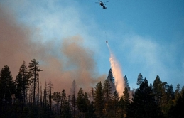 Death toll from California wildfire reaches 56