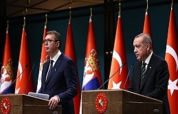 Heads of Turkey, Serbia hold phone talks