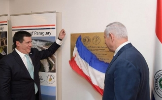 Israel to close embassy in Paraguay