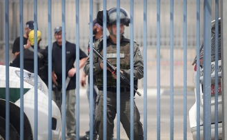 14 Palestinians arrested in West Bank raids