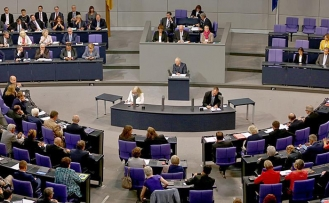 German lawmakers slam AfD party for anti-Islamic motion
