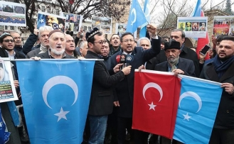 Turkey: Uighur intangible cultural heritage event hosted