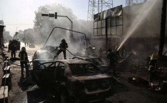 Afghanistan: 19 killed in suicide bombing