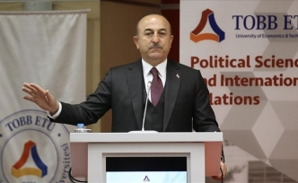 More people displaced now than World War II: Turkish FM