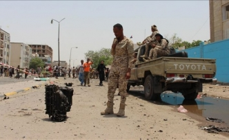 Aden clashes highlight discord within Saudi coalition