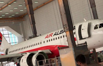 Air Albania to launch first test flight on 15 September
