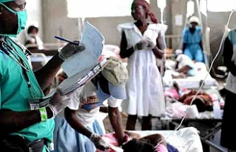 Cholera outbreak kills 55 in Niger