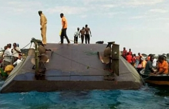 Tanzania ferry capsize death toll rises to 209