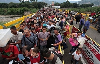At least 2.3 million Venezuelans have fled crisis since 2015