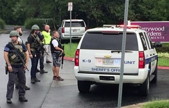 Multiple victims reported in Maryland shooting