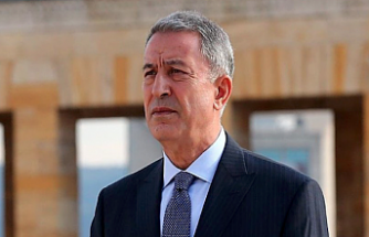 Turkey's defense minister meets Kazakh counterpart