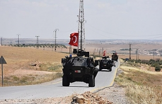 Turkey, US conducts 50th round of patrols Manbij