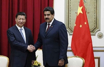 Venezuela's Maduro eyes economic boost with China