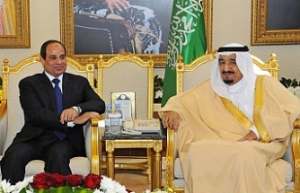 Egypt's Sisi sends message to Saudi king