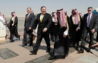 Pompeo holds talks with Saudi king on missing journalist