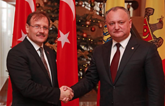 Turkey, Moldova became strategic partners