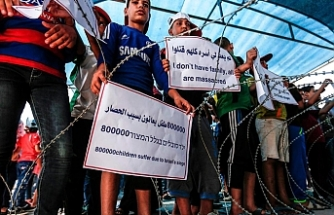 EU, UN urge end of tensions around Gaza Strip