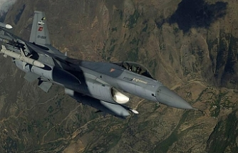 Turkish airstrikes neutralize 7 terrorists in N. Iraq