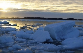 Melting ice could lead to 7-meter sea rise, warns study