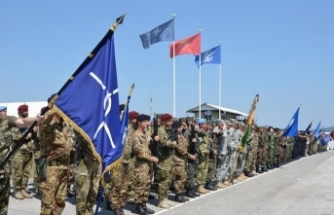 NATO to 're-examine' Kosovo mission after army vote