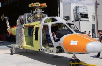 Turkey names 1st indigenous multirole helicopter Gokbey