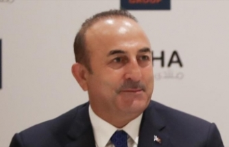 Turkish FM meets Qatari state officials in Doha