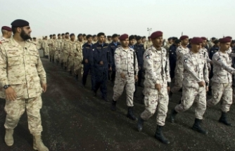 UK to establish military base in Kuwait