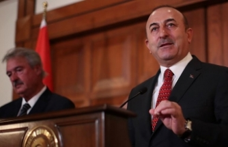 Turkey not deterred by threats, says foreign minister