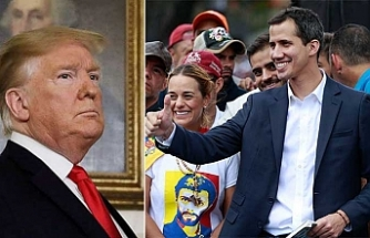 US recognizes Venezuelan opposition leader as president