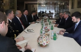US, Russian envoys for Afghanistan meet in Turkey