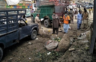 Pakistan: Deadly explosion rips through Quetta market