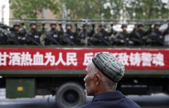 China is creating a massive 'Orwellian' DNA database