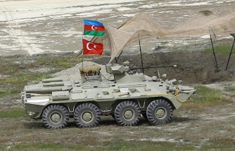 Turkey, Azerbaijan launch joint military drills