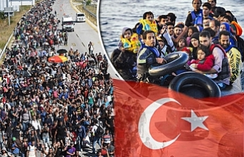 'Turkey managed refugee influx remarkably well'