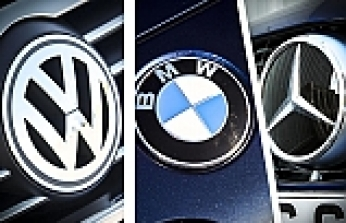 European Union to investigate BMW, Benz, Volkswagen
