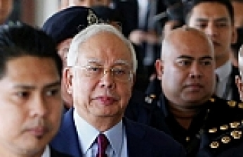 Former Malaysian premier released on bail