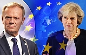 May's Brexit trade plan 'will not work' says Tusk