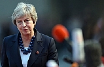May says EU response to UK Brexit plan 'unacceptable'