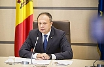 Moldovan president powers temporaly suspended by court