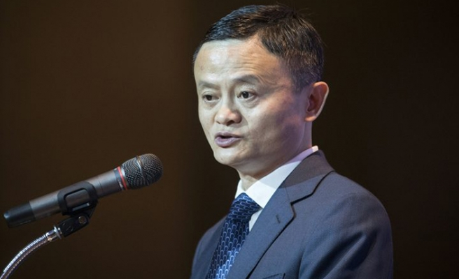 Jack Ma to step down from Alibaba to focus on education