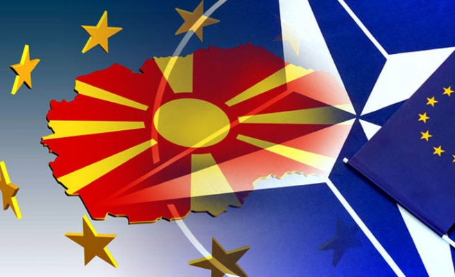 The historic vote starts in Macedonia